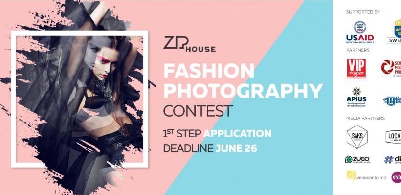 Ești pasionat de fotografia fashion? Acum ai șansa să devii cel mai bun!