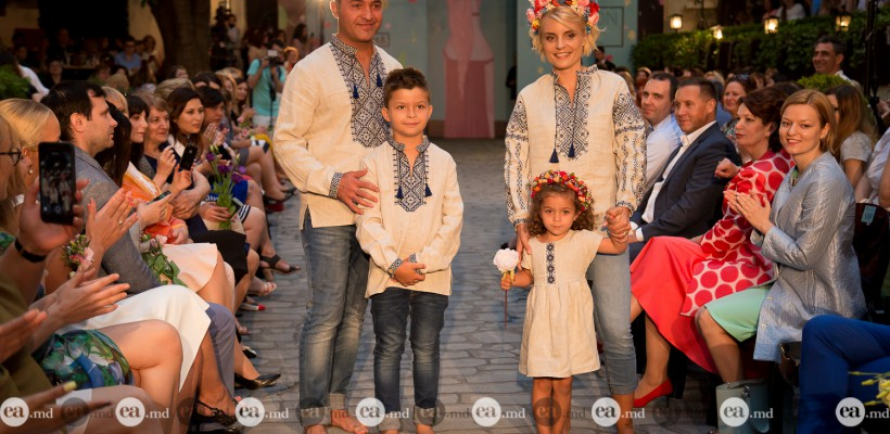 """Etnika – un nou brand autohton, """"botezat"""" la Fashion Soiree: Creațiile oferă identitate, confort și autenticitate (Foto)"""