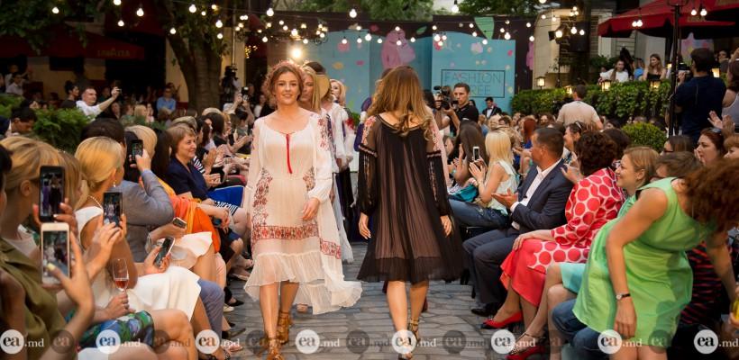 Iolanta Mura, Ana Ciorici, Nata Albot și alte nume celebre au purtat la Fashion Soiree ținute semnate de Valentina Vidrașcu
