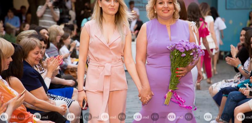 Fashion Soiree 2017, văzut de ambele părți ale scenei. Femeile de afaceri – gata să se facă modele (Video)