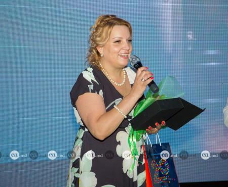 Luminița Suveică a plecat din funcția de Șefă a Centrului de Sănătate Publică Chișinău
