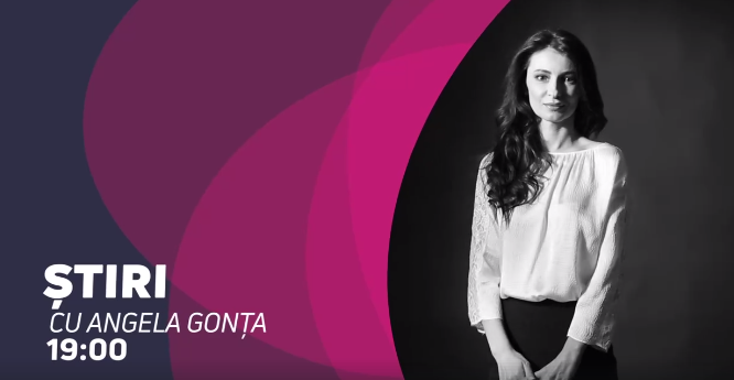 După aproape 4 ani de pauză, Angela Gonța revine pe micile ecrane!