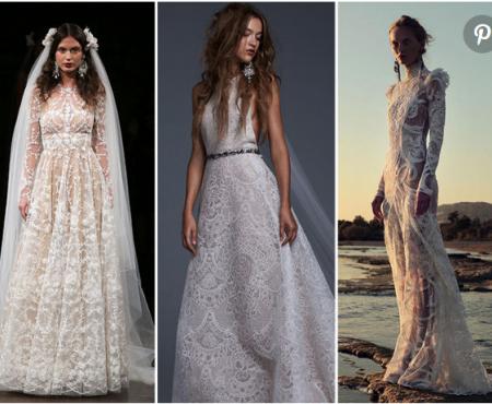 Faci nuntă la toamnă? Vezi ce bijuterii vor purta miresele în toamna lui 2017