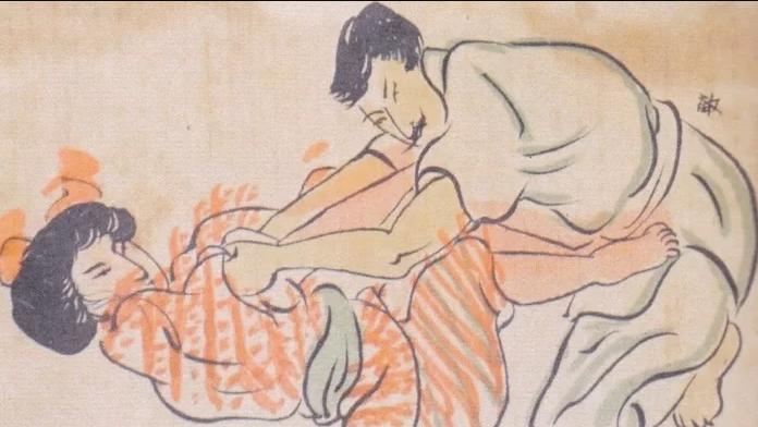 """Zici că-i """"Kamasutra"""". Cum arăta o carte de arte marțiale din 1914 pentru femeile din Japonia (Foto)"""