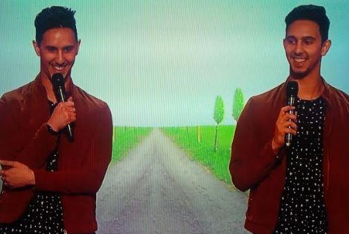 Doi gemeni francezi au făcut furori cu un număr de magie la un show american (Video)