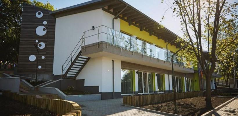 O grădiniță de peste un milion de euro, pentru circa 100 de copii din Călărași (Foto)