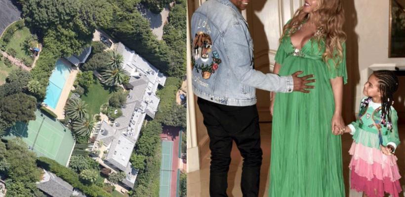 Beyonce și-a amenajat în casă o maternitate în valoare de 1 milion de lire sterline
