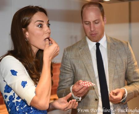 Meniul Ducesei de Cambridge: smoothie din spanac, supă din legume și mușchiulețul de vită. Usturoiul este interzis la palat