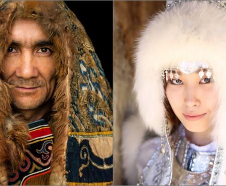 A călătorit 25 000 de km pentru a afla secretele Siberiei. Imaginile pe care le-a surprins cu fețe omenești sunt spectaculoase (Foto)