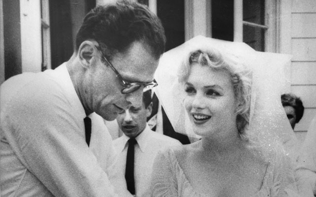 Marilyn Monroe a avut 3 mariaje eșuate! Fotografii rare cu soții actriței