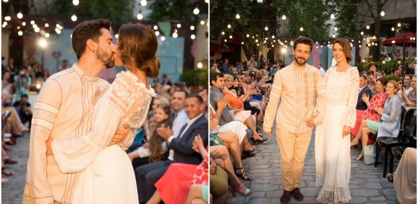 Mirele Pasha Parfeni l-a invitat pe Campionul Portugaliei la aranjamente florale să decoreze restaurantul la care face nuntă