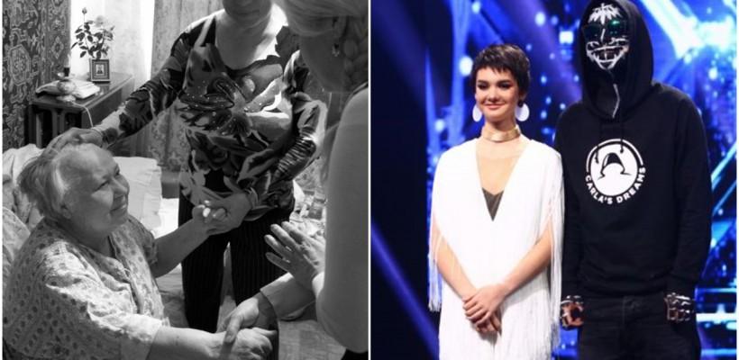"""Dansează ca Olga Verbițchi, """"pitica"""" lui Carla's Dreams, ca să ajuți oamenii ce suferă de boli incurabile"""