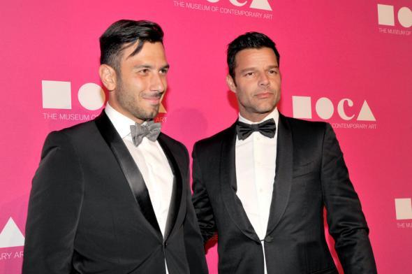 """Ricky Martin pregătește """"o nuntă grandioasă"""" cu partenerul său suedez"""