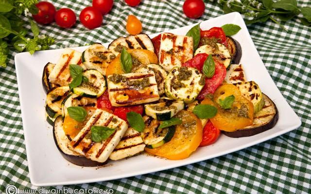 3 salate de vară pline de vitamine și extrem de apetisante! Cum se prepară