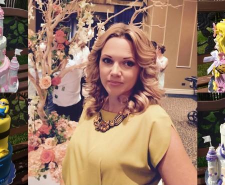 Creează torturi rupte din poveste! O moldoveancă stabilită în America impresionează cu istoria sa de succes