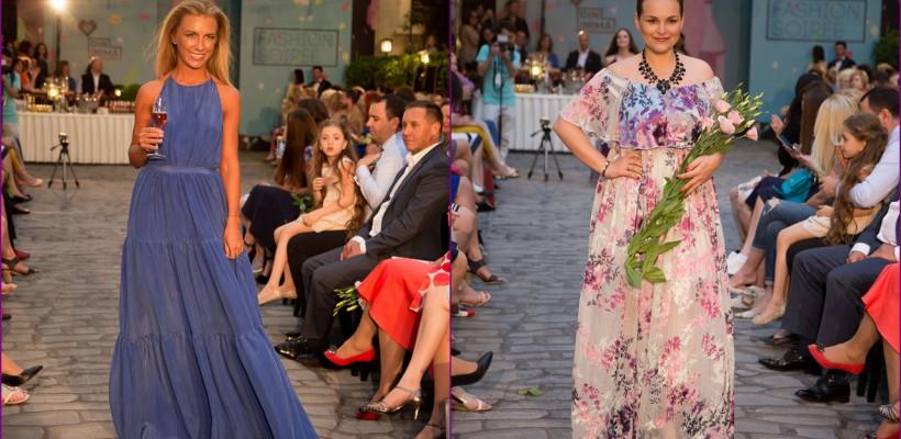 Lasă umerii la vedere! 15 modele de rochii de la designeri autohtoni, pentru vara 2017 (Foto)