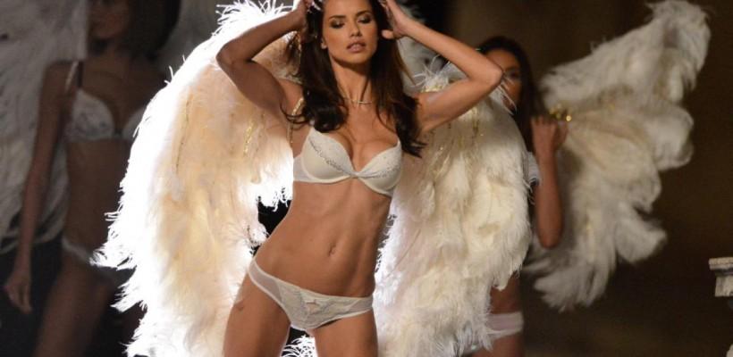Cel mai bine plătit îngeraș Victoria's Secret, Adriana Lima, a ridicat anul trecut onorarii de 10,5 milioane de dolari. Vezi cine e pe locul doi la câștiguri