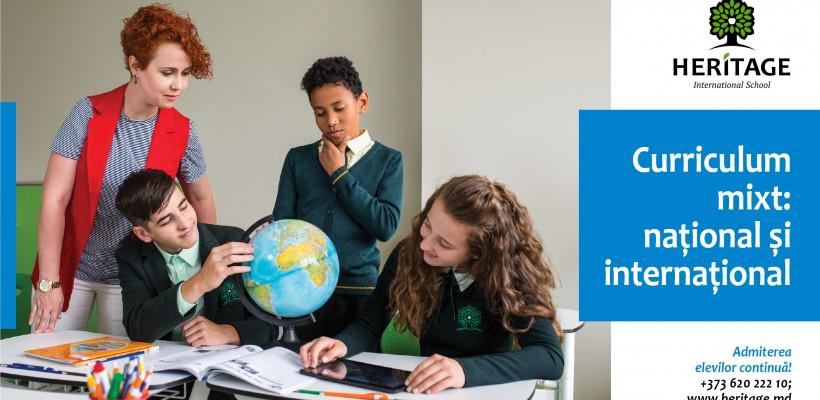 Studii de calitate și un program extracurricular complex. Școala Internațională Heritage e în prag de lansare