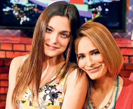 Fiica Andreei Esca a crescut o adolescentă superbă. Alexia face senzație pe Instagram