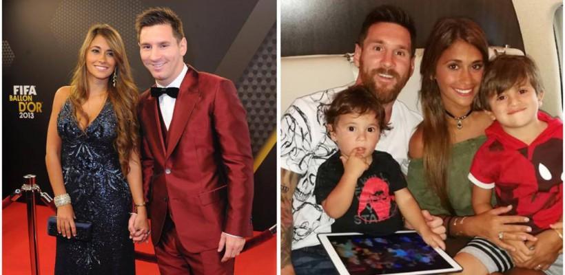Leo Messi, primele imagini din luna de miere. Au ales destinația Ibiza, Spania