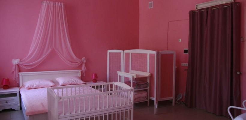 În maternitatea nr. 2 din Chișinău se poate naște … ca acasă