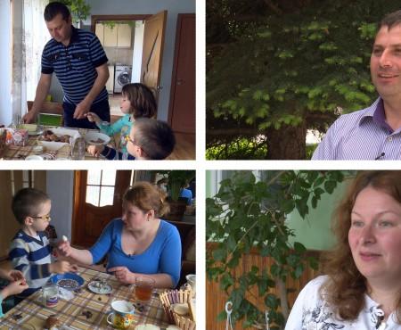 """Emisiunea """"Împărțit la doi"""": Cum găsim mijlocul de aur între familie și carieră? (Video)"""