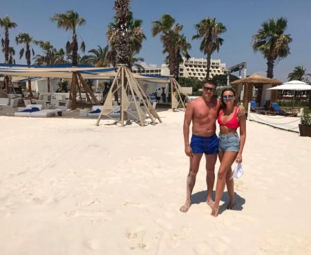 Diana Grigor și-a arătat iubitul! Cei doi se află în vacanță