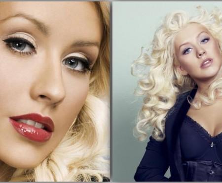 Cât de drăguți sunt cei doi copii ai cântăreței Christina Aguilera (Foto)