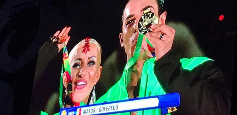 Republica Moldova, campioană la Jocurile Mondiale. Reprezentanții țării noastre au pus multă pasiune în dansul lor