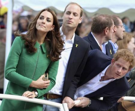 Kate Middleton, Prințul William și Prințul Harry caută un grădinar. Vezi din câte zerouri e format salariul!