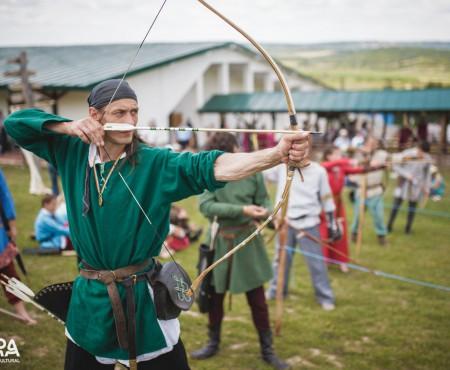 VATRA adună toată lumea, de la mic la mare, la o ediție grandioasă a Festivalului Medieval