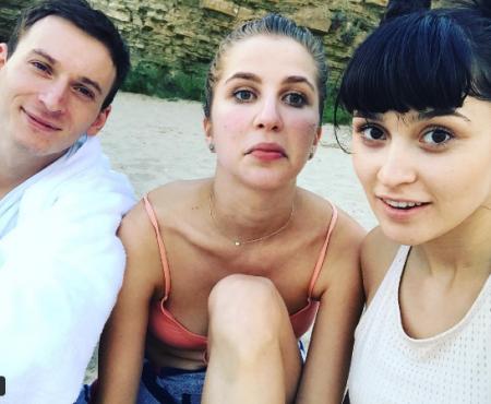 Irina Rimeș, DARA și The Motans au ajuns la mare! Cum au fost surprinși artiștii