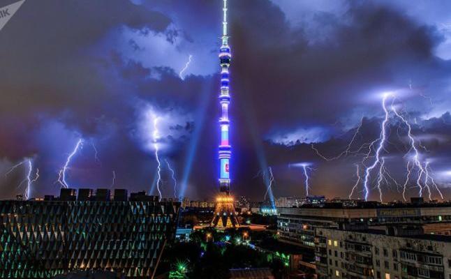 """Fenomene deosebite în lume: """"Furtuna secolului"""", în Moscova și temperatură de 54 de grade într-o localitate din Iran"""
