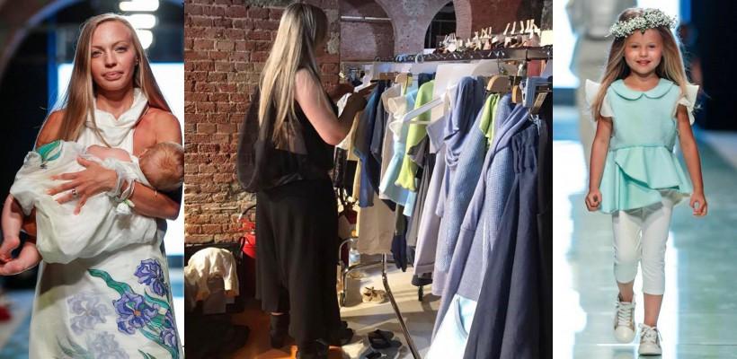 Olesea Ioniță, despre evoluția la Torino Fashion Week și cum a reușit să vândă moda în farmaciile din nordul Italiei