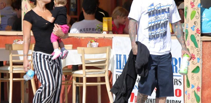 Pink, aspru criticată pentru ce i-a făcut băiețelului său
