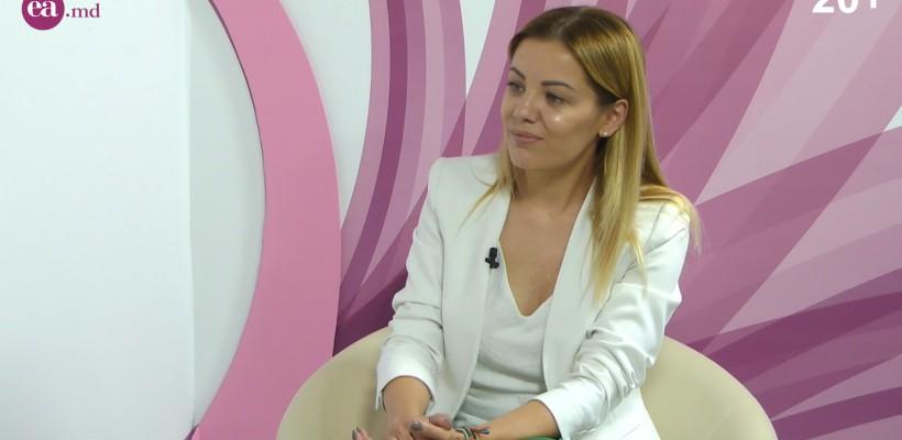 """""""Sută la sută pentru femei""""! Ana Platonov ne povestește la """"+20"""" cum a început Daria Room (Video)"""