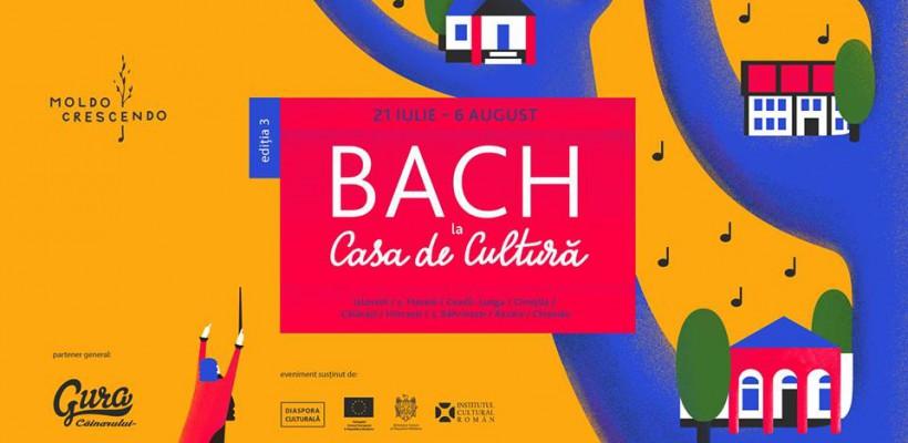 Bach, tot mai aproape de Casele de Cultură. Muzicienii Moldo Crescendo au revenit în RM și au început pregătirile de turneu