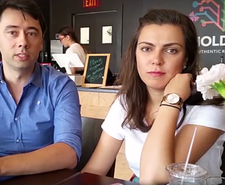 """Americanilor din Boston le place desertul """"Cușma lui Guguță"""", servit în restaurantul deschis de un cuplu de moldoveni"""