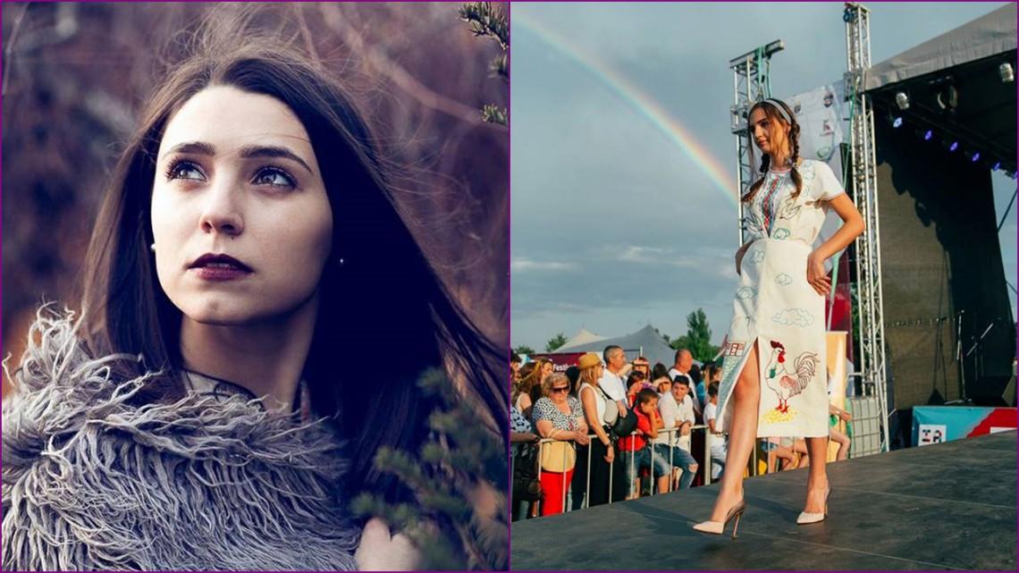 """Ana Șavga, participantă la concursul MândrIA: """"Avem problema stofelor și a standardelor impuse de societate"""""""