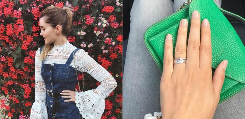 Cristina Gheiceanu a împărtășit cum arată verigheta pe care și-a pus-o pe inelar în ziua nunții (FOTO)