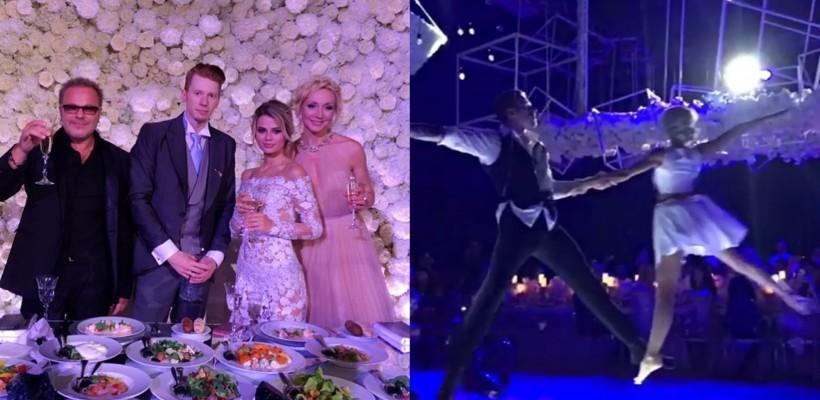 Dansul de nuntă al lui Nikita Presnyakov face furori pe internet (VIDEO)