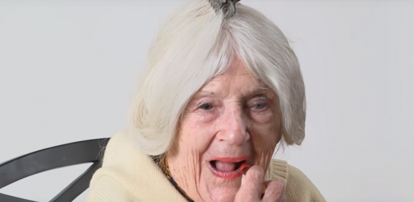 Frumoasă și la 100 de ani! Trucuri de beauty de la femeile trecute printr-un secol de viaţă (VIDEO)