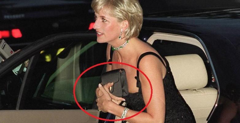 Motivul pentru care prințesa Diana ținea poșeta la decolteu. Nu reprezentau doar simple accesorii