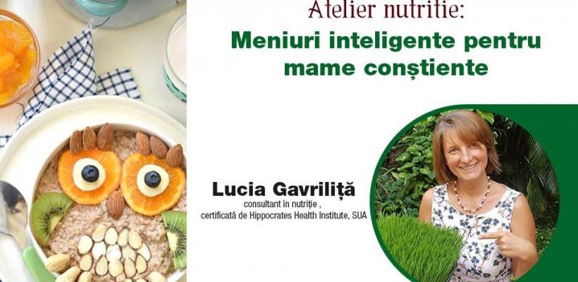 Atelier de nutriție pentru părinți: Creați obiceiuri alimentare sănătoase pentru întreaga familie!