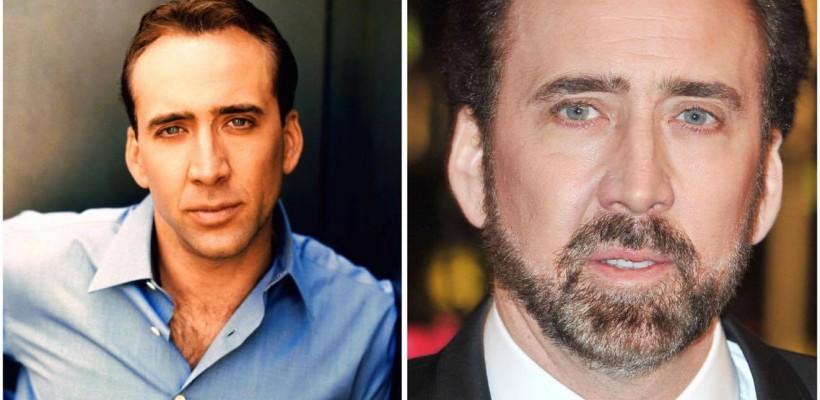 Nicolas Cage se mândrește cu familia lui. Soția fiului său este de origine romană (Foto)