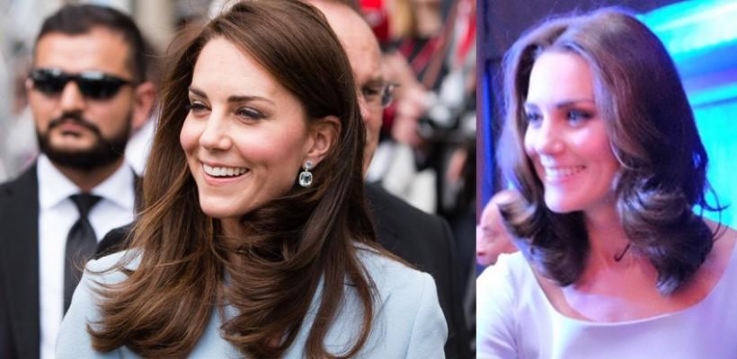 Ducesa de Cambridge și-a făcut o schimbare de look! Admiră-i noua tunsoare (FOTO)