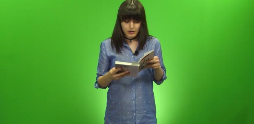 """""""Un miliard de cuvinte"""" – proiectul care te îndeamnă să citești. Descoperă """"Nunta în cer"""" cu Veronica Gîdei (video)"""