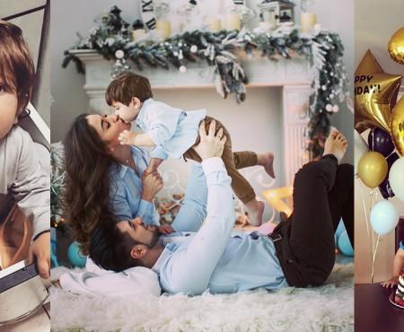 Fiul lui Vasile Macovei a împlinit 2 anișori! Ce surpriză i-au pregătit părinții