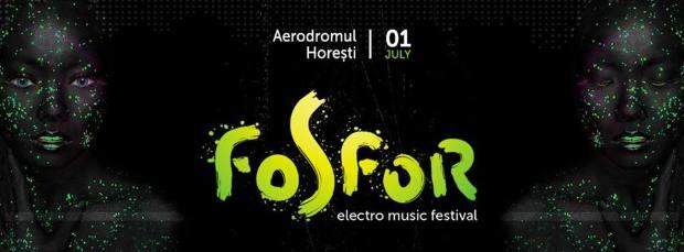 Primele poze de la cel mai tare concert în aer liber din Moldova. Fosfor Electro Music Festival încă vă așteaptă pe aerodrul Horești