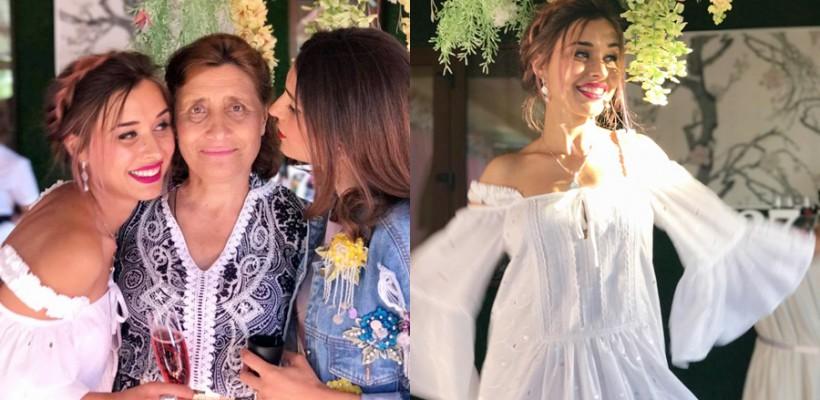 Valentina Nafornița a revenit în Moldova pentru aniversarea surorii! Lidia a împlinit 27 de ani (FOTO)